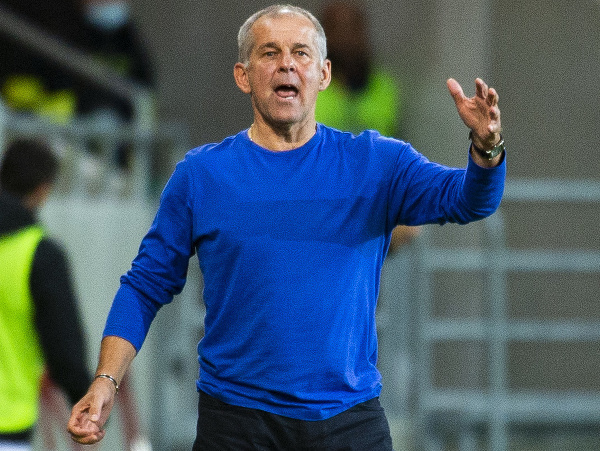 Tréner FK Jablonec Petr Rada
