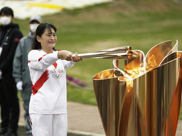 Púť olympijskej pochodne