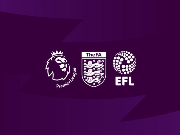 Logo Premier League a FA