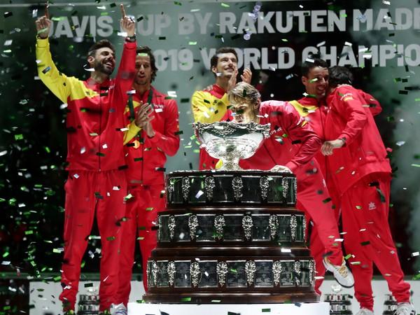 Obhajcom Davisovho pohára sú reprezentanti Španielska