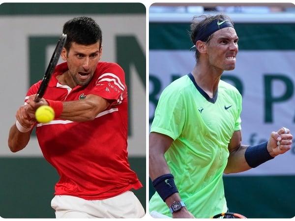 Novak Djokovič vs. Rafael Nadal