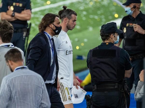 Gareth Bale si neužil majstrovské oslavy