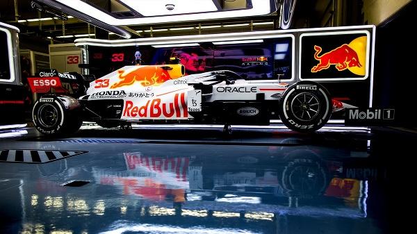 Red Bull predstavil špeciálne lakovanie pre Veľkú cenu Turecka