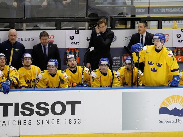 Tomas Monten na lavičke mladíkov Švédska