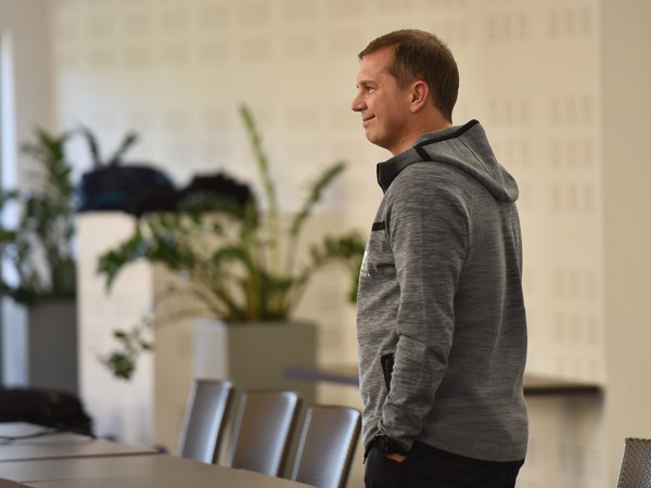 Tréner slovenskej futbalovej reprezentácie do 21 rokov Jaroslav Kentoš