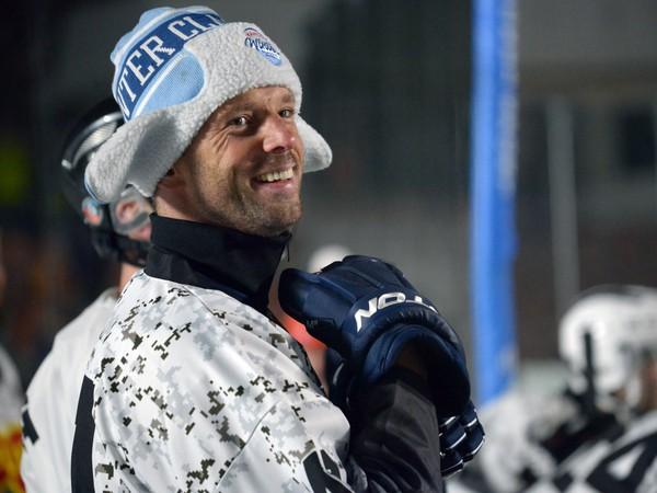 Bývalý slovenský hokejový reprezentant a riaditeľ spoločnosti Pro-hokej Richard Lintner