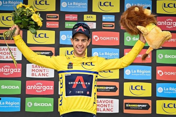 Richie Porte triumfoval na Critérium du Dauphiné