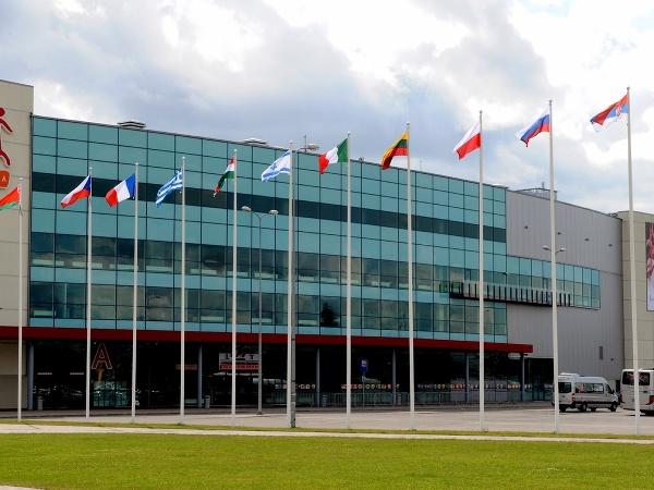Olympijské športové centrum - Riga Aréna v Rige
