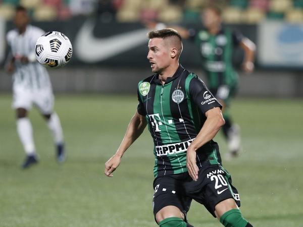Róbert Mak pečatil triumf Ferencvárosu