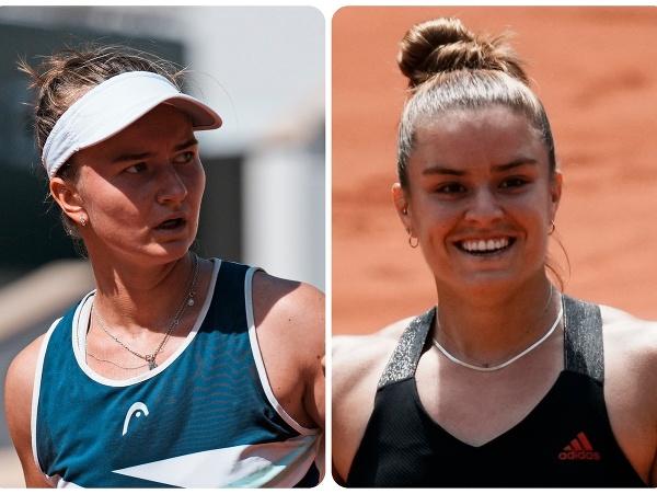 Barbora Krejčíková vs. Maria Sakkariová