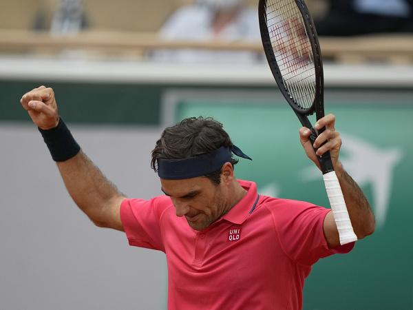 Švajčiarsky tenista Roger Federer