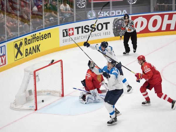 Rozhodujúci gól Marka Anttilu