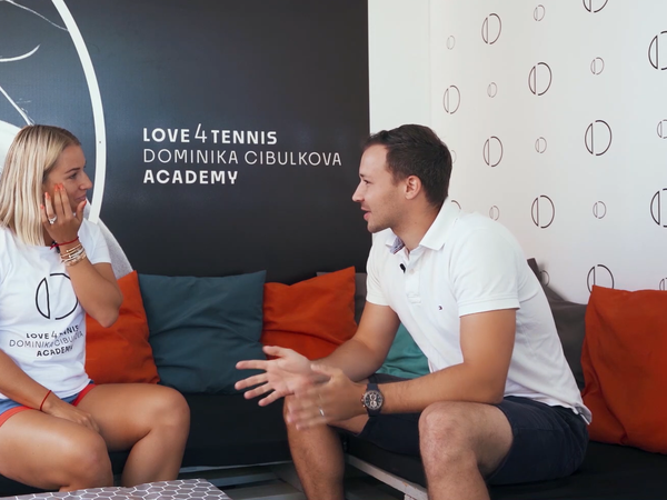 Dominika Cibulková v exkluzívnom rozhovore pre športky