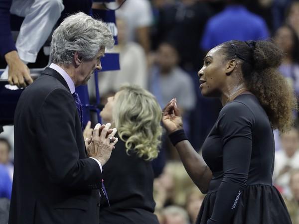 Serena Williamsová v opojení negatívnych a zbytočných emócií