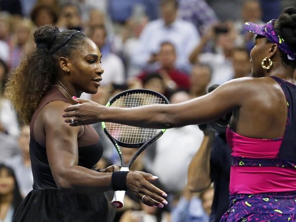 Serena a Venus Williamsové