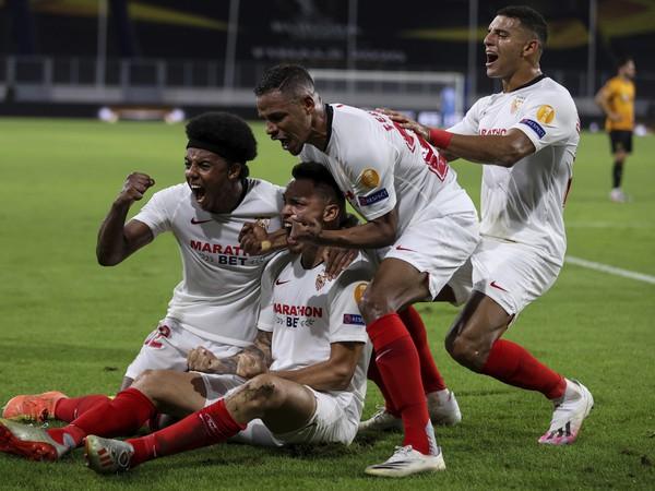 Lucas Ocampos gólom posunul Sevillu do semifinále Európskej ligy