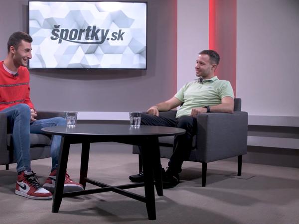 Dominik Greif v relácii Štúdio Športky
