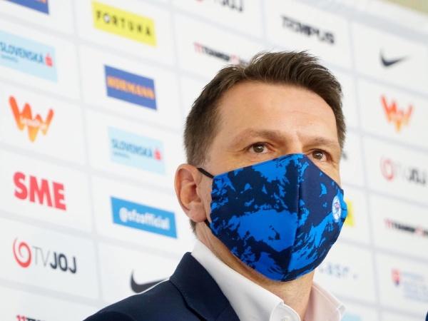 Štefan Tarkovič nominoval na záverečný kemp pred EURO 2020 spolu 24 hráčov
