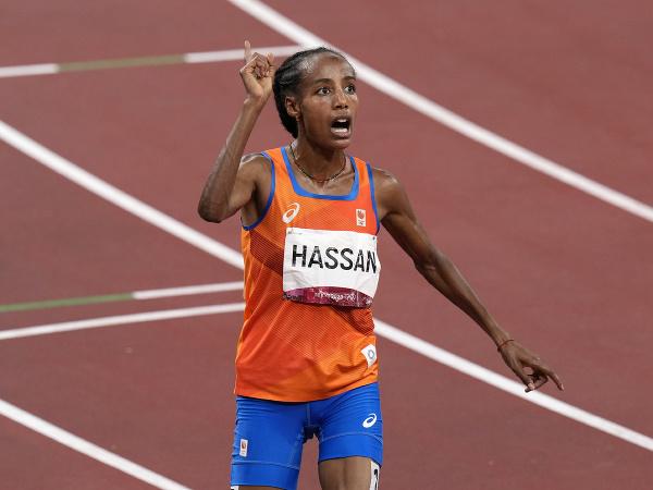Holandská atlétka etiópskeho pôvodu Sifan Hassanová
