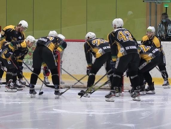 Hokejisti SK Kadaň