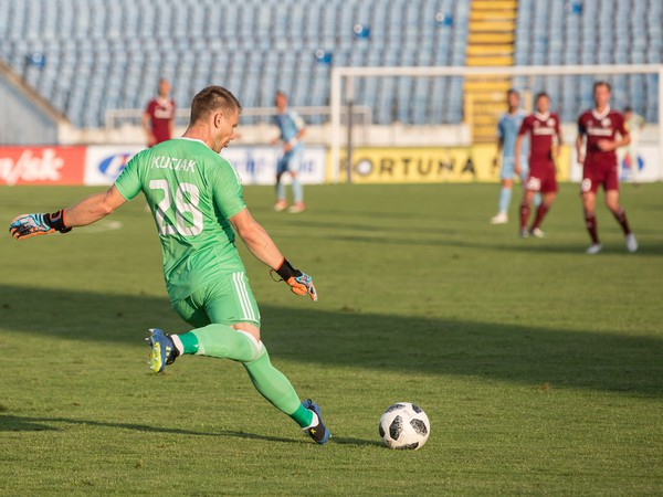 Brankár FK Železiarne Podbrezová Martin Kuciak