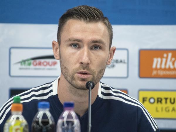 Futbalista ŠK Slovan Bratislava Jaromír Zmrhal