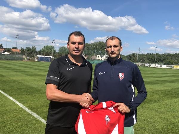 Marin Ljubičič prichádza do ŠKF Sereď