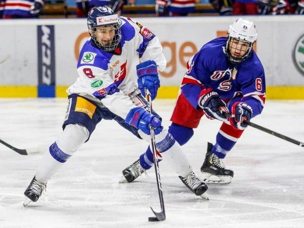 Slováci po výbornom výkone podľahli USA v predĺžení
