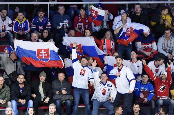 Fanúšikovia Slovenska