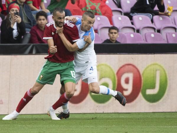 Boris Sekulič v prípravnom zápase proti Maroku