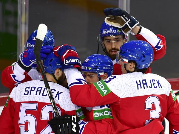 Hokejisti Českej republiky