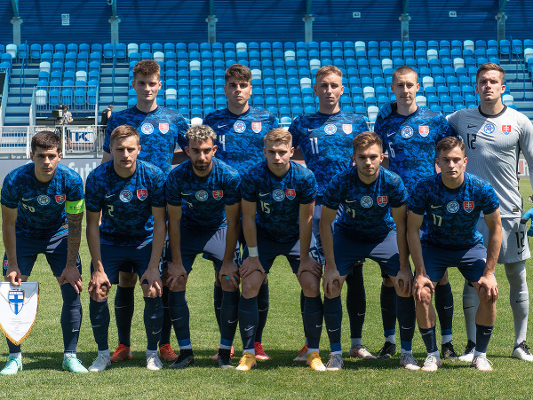 Základná jedenástka slovenskej futbalovej reprezentácie do 21 rokov