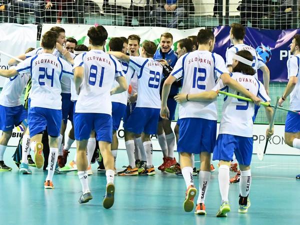 Takto sa Slováci radovali po postupe na šampionát