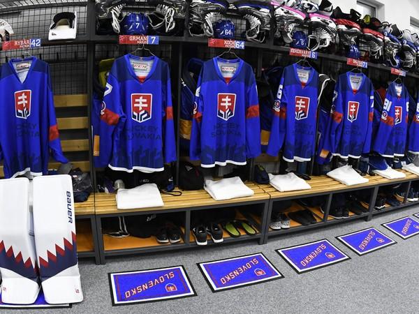 Prehliadka Steel arény pred domácimi MS v hokeji 2019