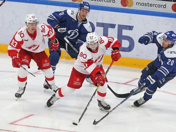 Dinamo Moskva ovládlo mestké derby