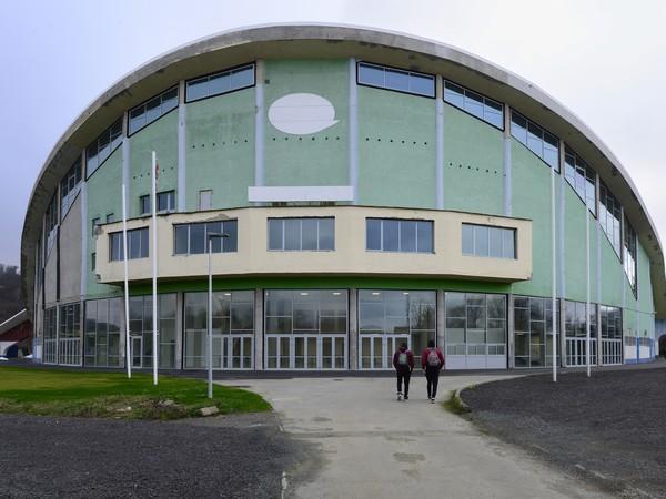 Zrekonštruovaný štadión v Prešove