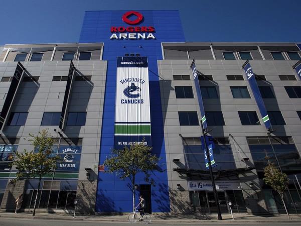 Hokejová aréna klubu Vancouver Canucks