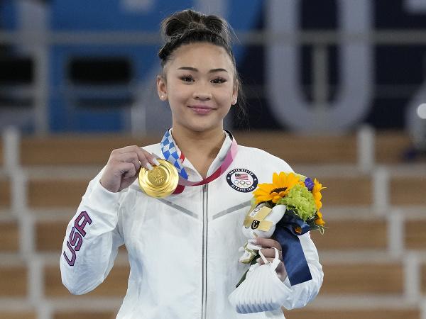 Olympijskou víťazkou vo viacboji jednotlivkýň sa v Tokiu stala americká gymnastka Sunisa Leeová