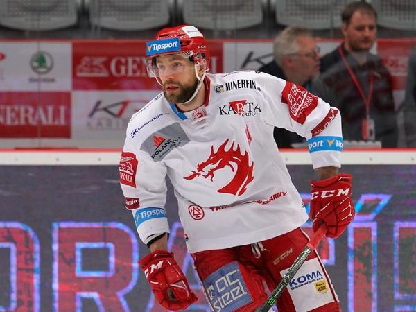 Slovenský hokejový útočník Tomáš Marcinko