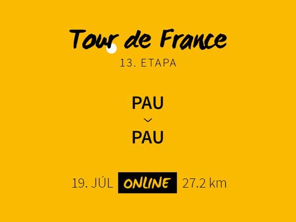 Tour de France - 13. etapa