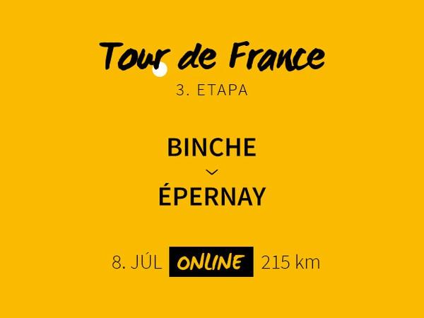 Tour de France 2019 - 3. etapa