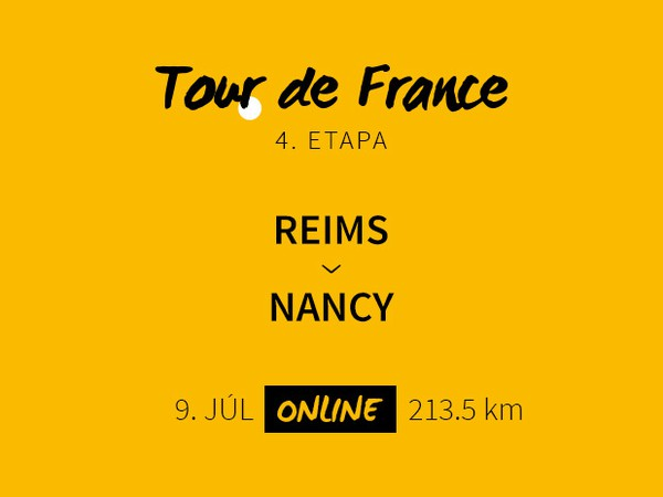 Tour de France 2019 - 4. etapa