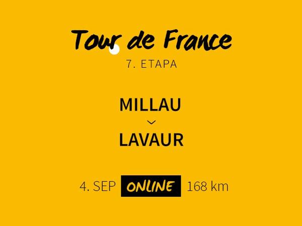 Tour de France 2020: 7. etapa
