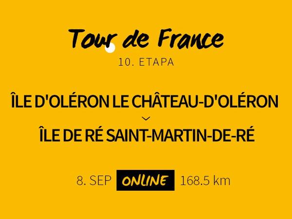 Tour de France 2020: 10. etapa