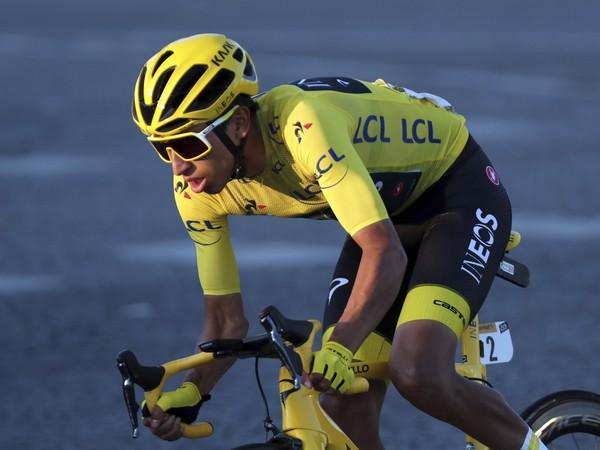 Minuloročný víťaz Tour de France Egan Bernal