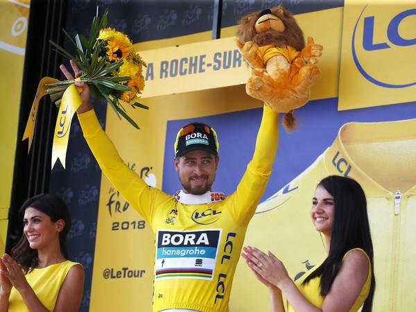 Peter Sagan ovládol druhú etapu a získal žltý dres