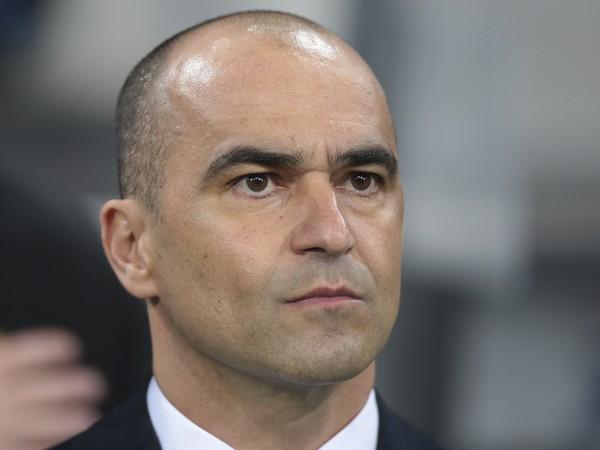 Belgický tréner Roberto Martínez