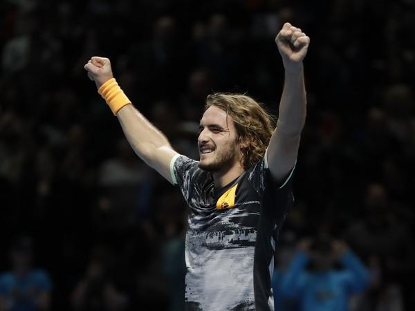 Grécky tenista Stefanos Tsitsipas sa stal víťazom Nitto ATP Finals v Londýne