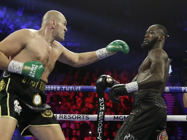 Predošlý zápas medzi Tysonom Furym a Deontayom Wilderom