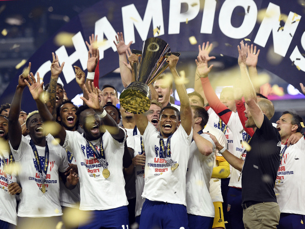 Futbalisti USA sa stali víťazmi CONCACAF Gold Cupu 2021